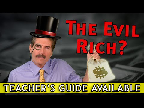 The Evil Rich?