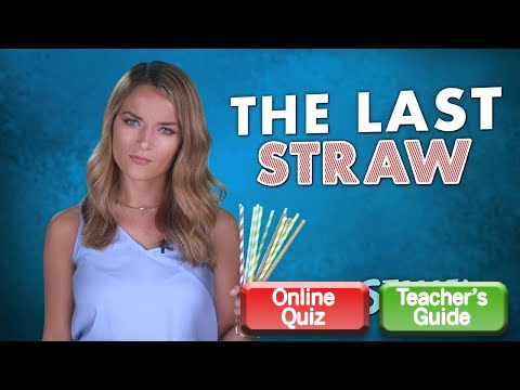 Plastic Straw Myths