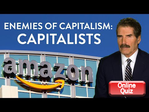 Enemies of Capitalism: Capitalists