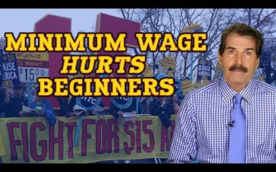 Minimum Wage Hurts Beginners