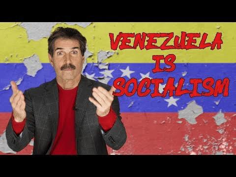 Venezuela is Socialism