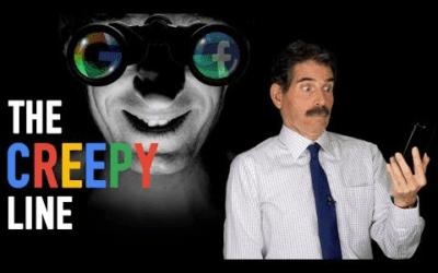 "Google and Facebook Cross ""The Creepy Line"""