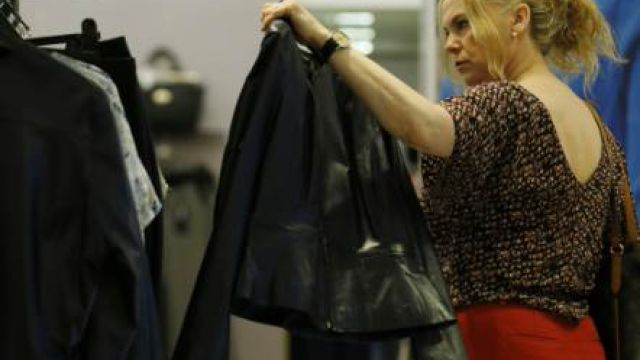 An economic benefit from counterfeit items