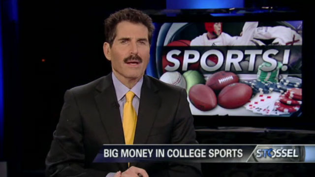 Should We Pay College Athletes?