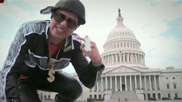 Rapping about government spending