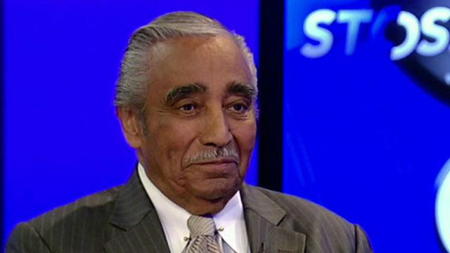 Rep. Rangel: Why Not Big Government?