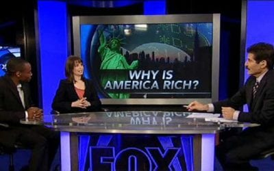 Why is America Rich?