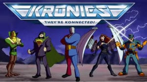 Kronies: They're Konnected