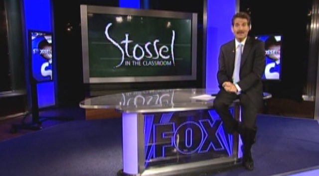 Message from John Stossel
