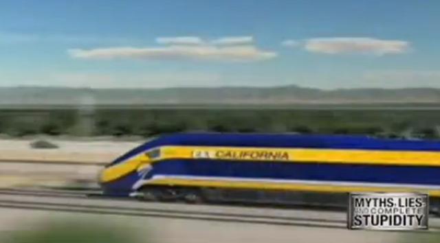 High Speed Rail: Boondocks & Boondoggles