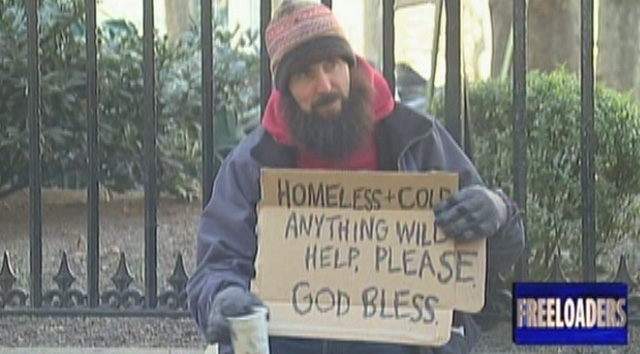 Professional Panhandling: Charity Gone Wrong