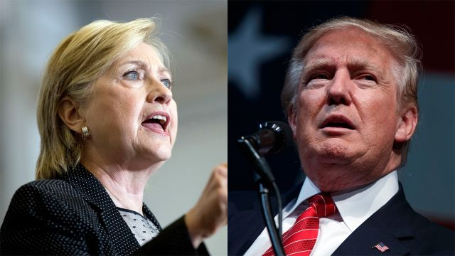 How Clinton and Trump's economic plans impact U.S. debt