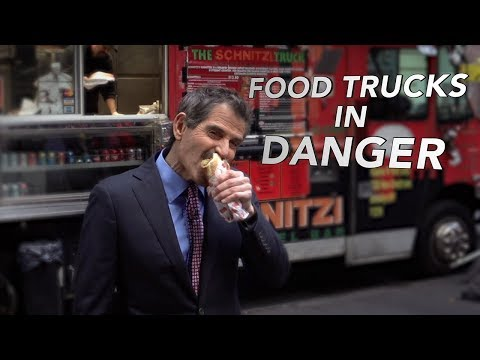 The Fight Against Food Trucks