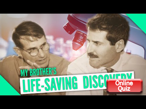 My Brother's Life-Saving Discovery