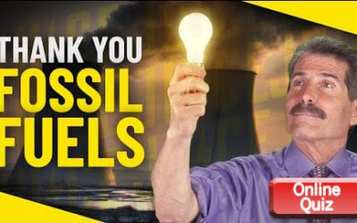 Thank You, Fossil Fuels