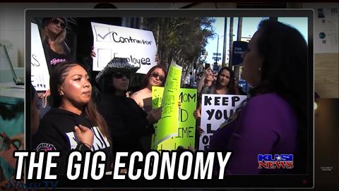 Both Sides: The Gig Economy