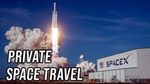 Both Sides: Private Space Travel