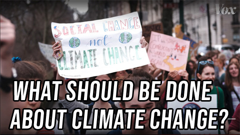 Both Sides: What Should Be Done About Climate Change?