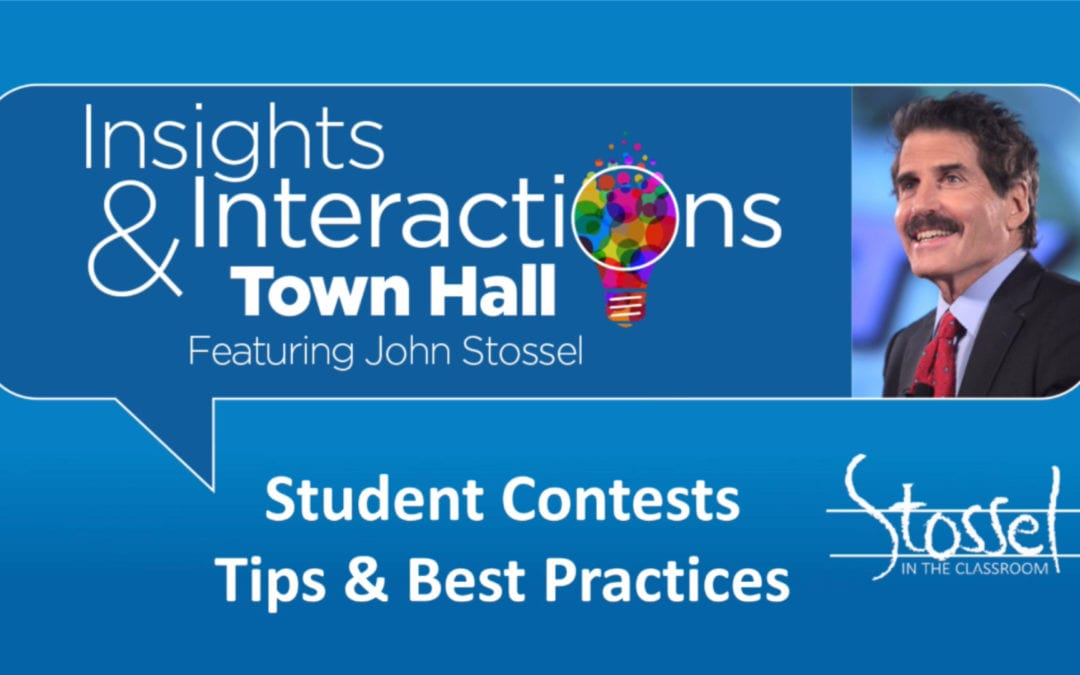 Student Contest Tips & Best Practices