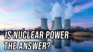 Both Sides: Is Nuclear Power the Answer?