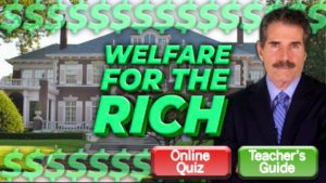 Welfare for the Rich